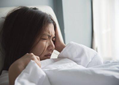 Как облегчить состояние при мигрени?